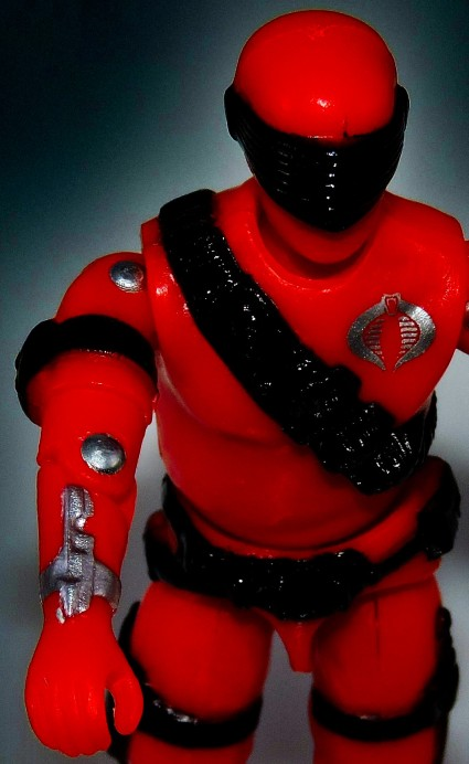 black major toys 2019 cobra crimson invasor v2 - surveillance port 46
