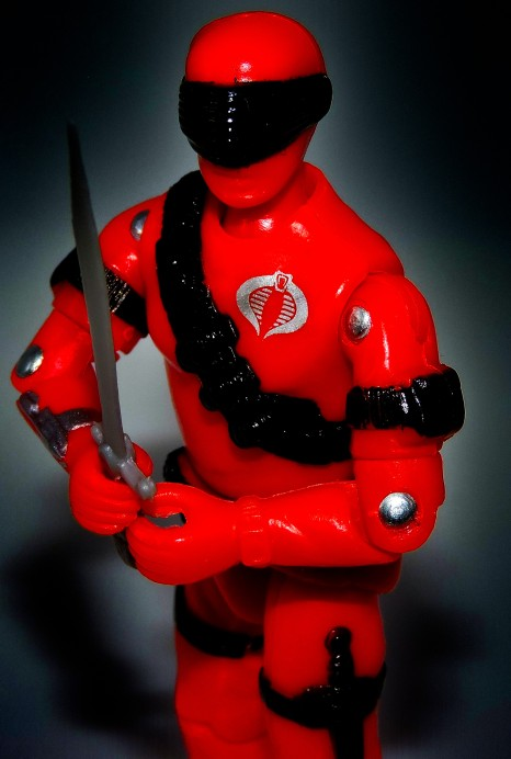 black major toys 2019 cobra crimson invasor v2 - surveillance port 47