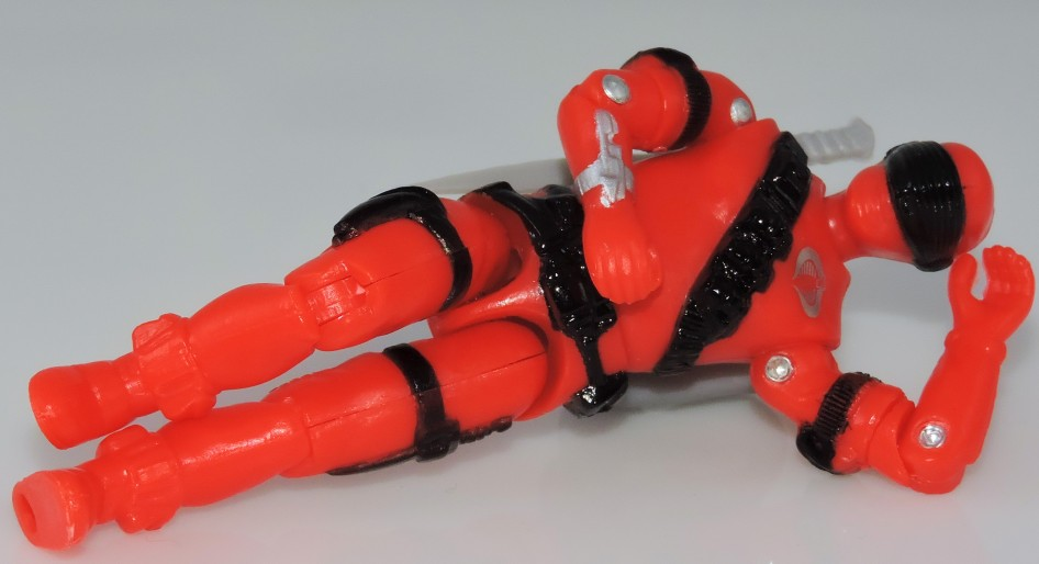 black major toys 2019 cobra crimson invasor v2 - surveillance port 48