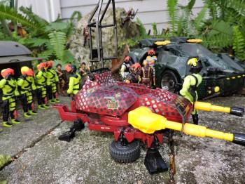black major toys 2019 python patrol python invasor - surveillance port (03)