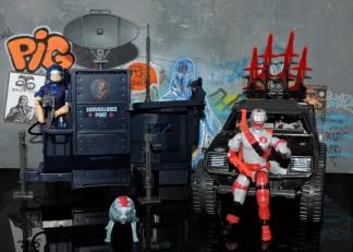 black major toys 2019 sev2 pictorial review recap - surveillance port 08