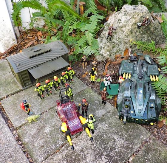 black major toys 2019 sev2 pictorial review recap - surveillance port 24