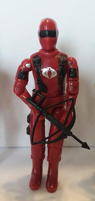 black major toys crimson invasor v1 - surveillance port