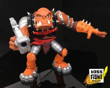 boss fight studio bucky o hare bruiser the betelgusian berserker baboon - surveillance port 01