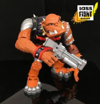 boss fight studio bucky o hare bruiser the betelgusian berserker baboon - surveillance port 02