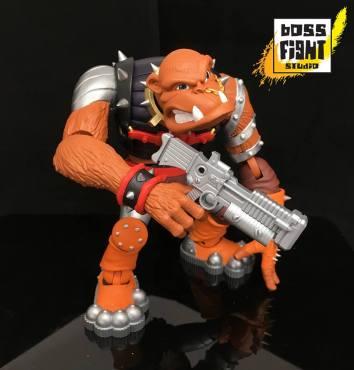 boss fight studio bucky o hare bruiser the betelgusian berserker baboon - surveillance port 02