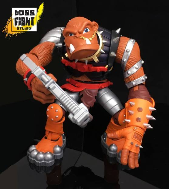 boss fight studio bucky o hare bruiser the betelgusian berserker baboon - surveillance port 03