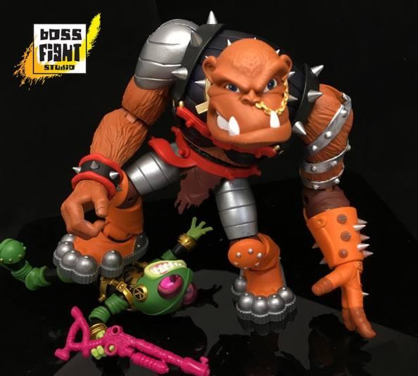 boss fight studio bucky o hare bruiser the betelgusian berserker baboon - surveillance port 04