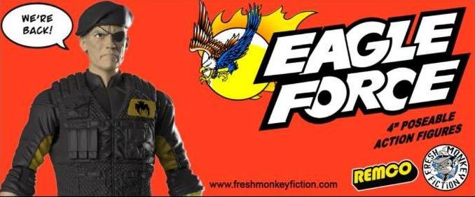 eagle force returns kickstarter banner - surveillance port