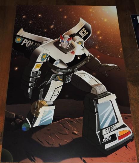gv pop 80s kickstarter package - surveillance port 04