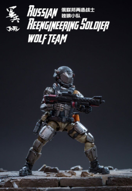 joy toy dark source 118 scake russian reengineering solider wolf team peter - surveillance port