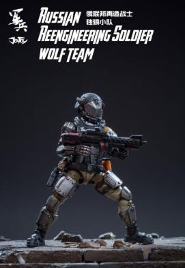 joy toy dark source 118 scake russian reengineering solider wolf team peter - surveillance port