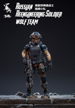 joy toy dark source 118 scake russian reengineering solider wolf team victor - surveillance port