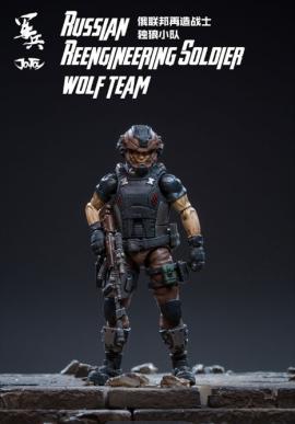 joy toy dark source 118 scake russian reengineering solider wolf team victor - surveillance port