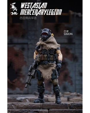 joy toy dark source west asian mercenary legion simon - surveillance port (09)