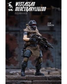 joy toy dark source west asian mercenary legion simon - surveillance port (12)