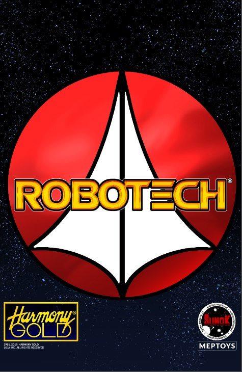 robotech logo - surveillance port