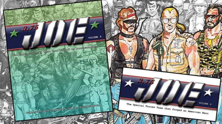 3.75 Joe Creating G.I.Joe A Real American Hero Vol. 6 - Surveillance Port