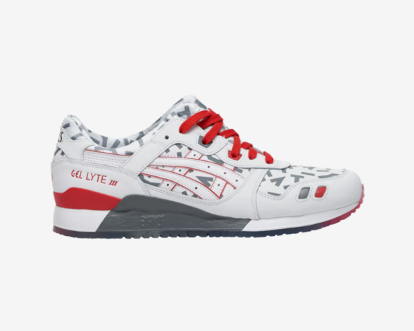 Anderson Bluu ASICS Tiger Gel Lyte 3 Storm Shadow - Surveillance Port (1)