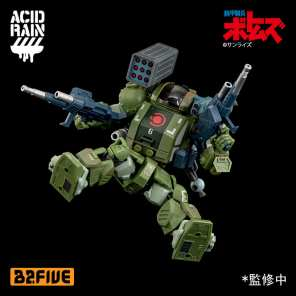 B2.Five Acid Rain K6 Jungle Team Scopedog ATM-09ST - Surveillance Port 03