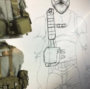 Bobby Vala 6 Inch Collection Designs - Surveillance Port (4)