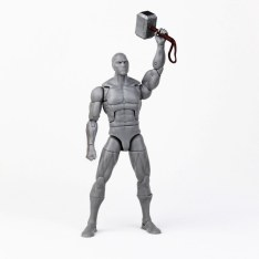 Cryptid Toys Super Articulated February 2019 Update - Surveillance Port 07