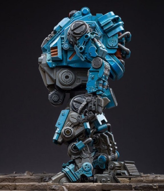Dark Source Freeman Machine Armor Navy - Surveillance Port (3)