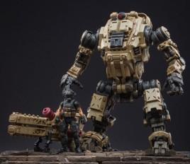 Dark Source Freeman Machine Armor Sand - Surveillance Port (2)
