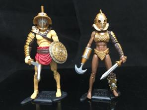 Gladiator Deluxe Character Builder Kit - Surveillance Port 03