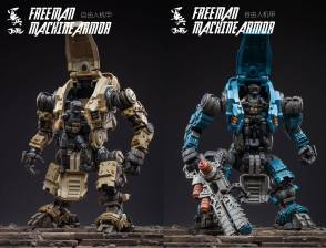 Joy Toy Dark Source 118 SCale Freeman Machine Armor - Surveillance Port 03