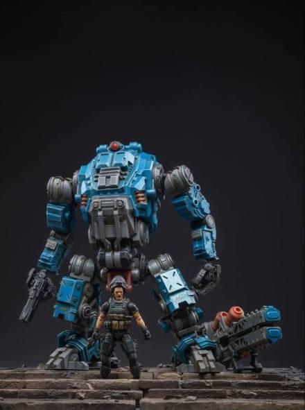 Joy Toy Dark Source 118 SCale Freeman Machine Armor - Surveillance Port 05