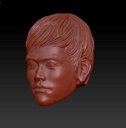 Planet Green Valley Male 3D Sculpt Updates - Surveillance Port 08