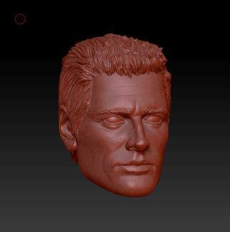 Planet Green Valley Male 3D Sculpt Updates - Surveillance Port 09