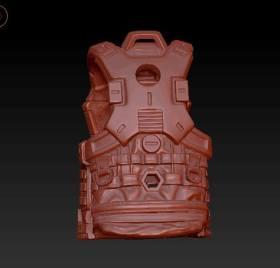 Planet Green Valley Male 3D Sculpt Updates - Surveillance Port 15