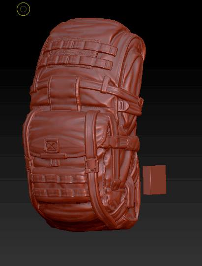Planet Green Valley Male 3D Sculpt Updates - Surveillance Port 16