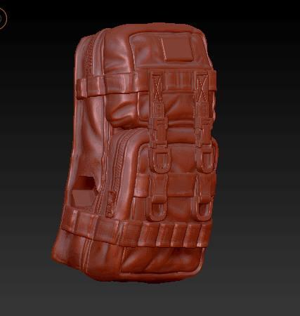 Planet Green Valley Male 3D Sculpt Updates - Surveillance Port 17