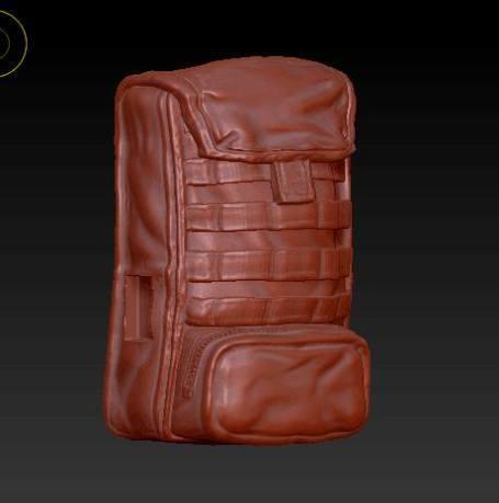 Planet Green Valley Male 3D Sculpt Updates - Surveillance Port 18