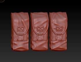 Planet Green Valley Male 3D Sculpt Updates - Surveillance Port 19