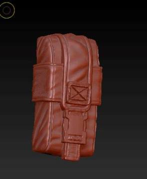 Planet Green Valley Male 3D Sculpt Updates - Surveillance Port 21