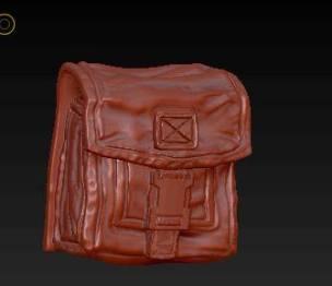 Planet Green Valley Male 3D Sculpt Updates - Surveillance Port 25
