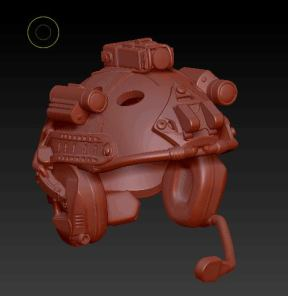 Planet Green Valley Male 3D Sculpt Updates - Surveillance Port 26
