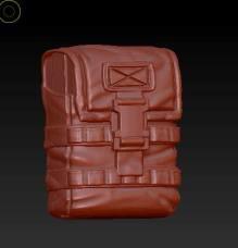 Planet Green Valley Male 3D Sculpt Updates - Surveillance Port 28