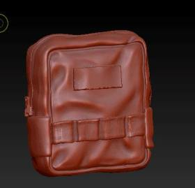 Planet Green Valley Male 3D Sculpt Updates - Surveillance Port 33