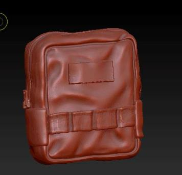 Planet Green Valley Male 3D Sculpt Updates - Surveillance Port 33