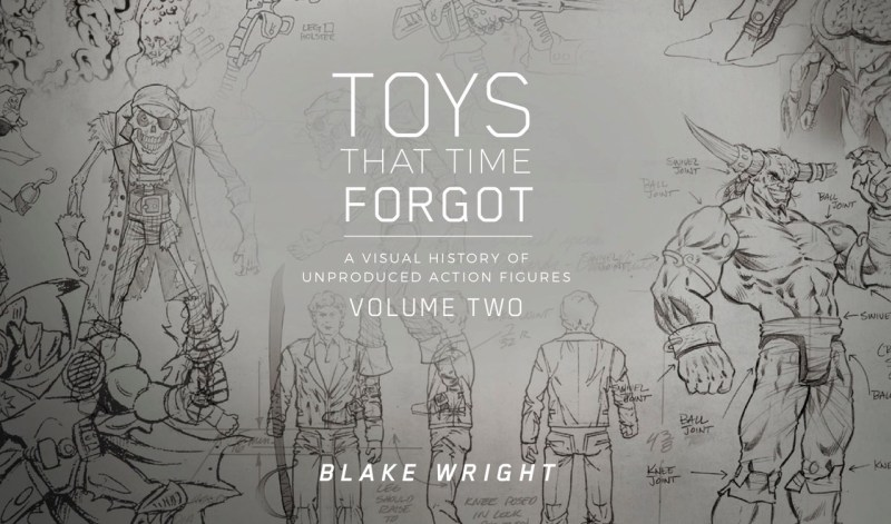 Toys that Time Forgot Vol 2 - Surveillance Port