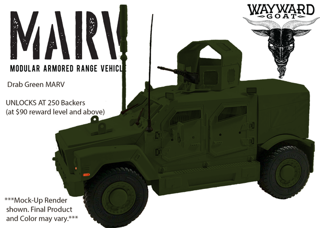 Wayward Goat Collectibles MARV Colorways - Surveillance Port (2)