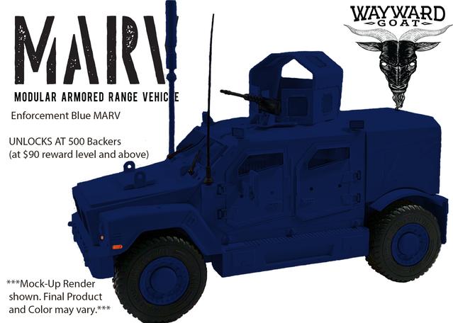 Wayward Goat Collectibles MARV Colorways - Surveillance Port (3)