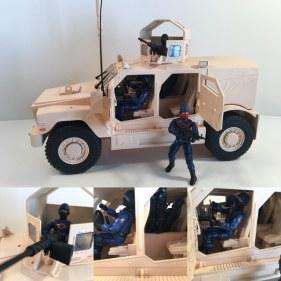 Wayward Goat MARV Kickstarter Update 3 - Surveillance Port 07