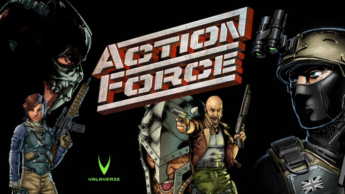 Action Force Kickstarter - Surveillance Port