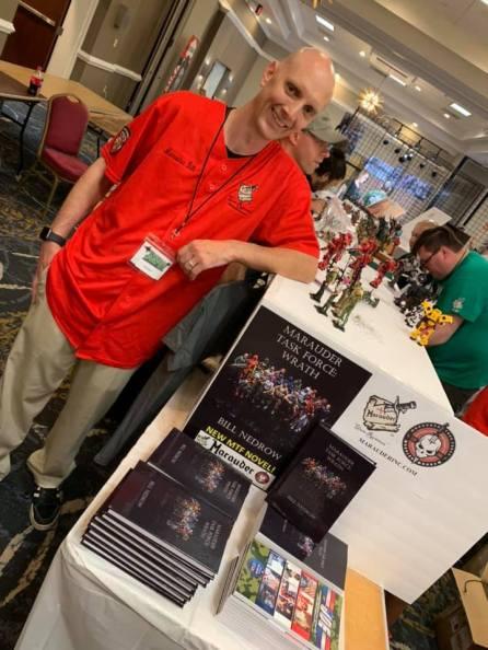 Bill Nedrow Marauder Task Force Wrath Novel 01 - Surveillance Port